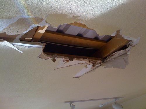Vermijd lekken, denk tijdig aan dakwerken