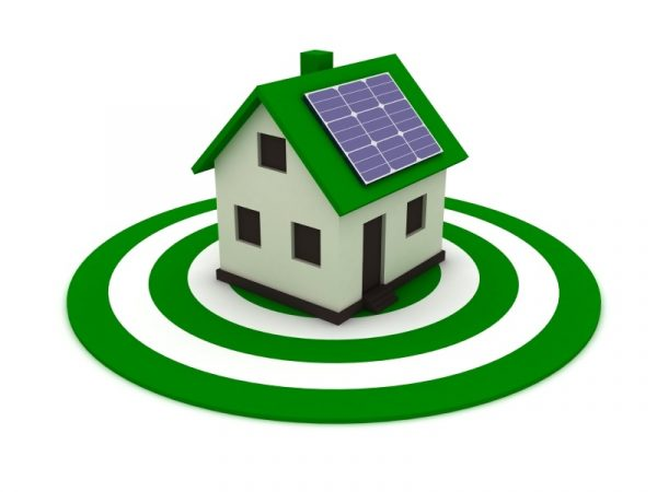 Energiezuinige woningen hebben recht op een korting op de onroerende voorheffing