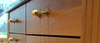 Handgrepen keukenkasten: de soorten grepen