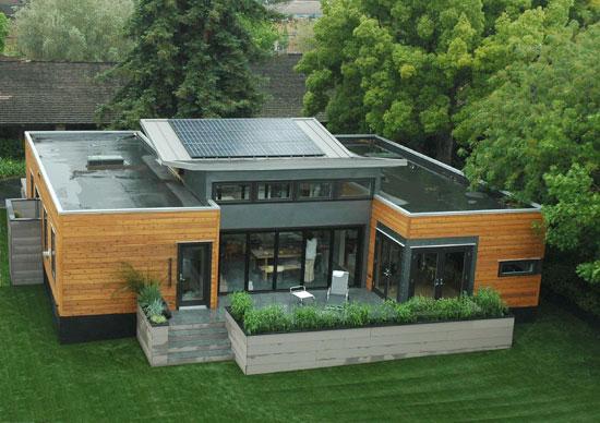 Milieubewust bouwen is ecologisch bouwen