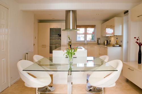 Open keuken: voor- en nadelen