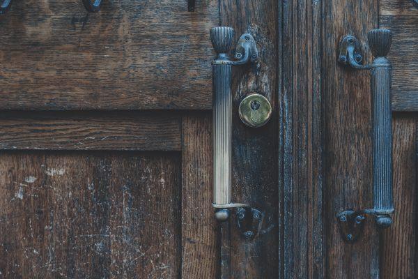 Waarom oude deuren kiezen?