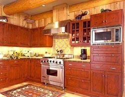 Rustieke keuken stijl