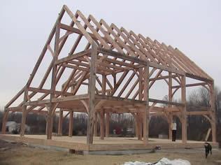 Skeletbouw: de goedkope bouwmethode