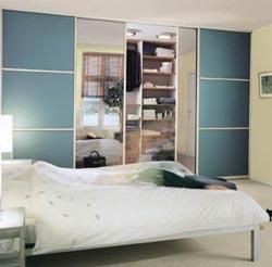 Slaapkamer een totaal nieuw uitzicht geven in een dag