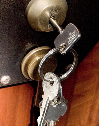 Sleutel op de deur: iets voor u?