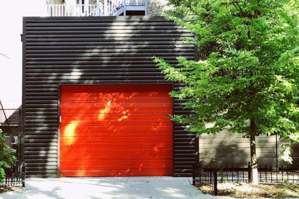 Soorten garagepoorten