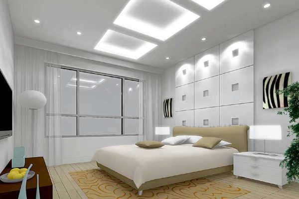 Soorten plafondbekleding