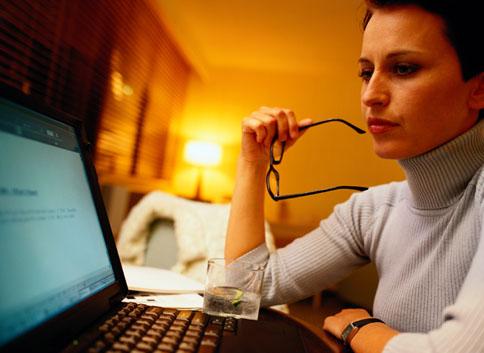 Richt je thuiskantoor zo optimaal mogelijk in om rustig te kunnen werken
